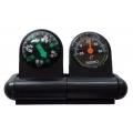 汽车指南针温度计二合一