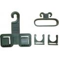 多功能型椅背挂钩 | 4件套